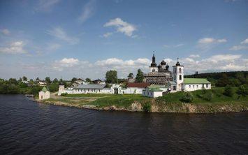 Staro mesto Gorici ob Volgi