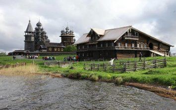 Mesto Kiži ob Volgi