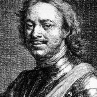 Peter Veliki car Rusije