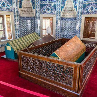 Grobnica sultanove žene v Hurremu