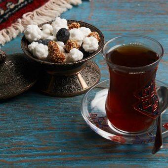 Turški čaj, ki ga doživite in okusite v Istanbulu