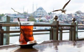Istanbul - mesto dveh celin