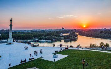 Beograjska nostalgija in šarm