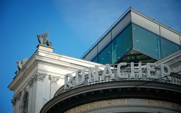 Gledališče Ronacher na Dunaju