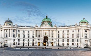 Hofburg na Dunaju
