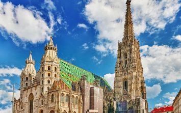 Katedrala-svetega-Štefana na Dunaju