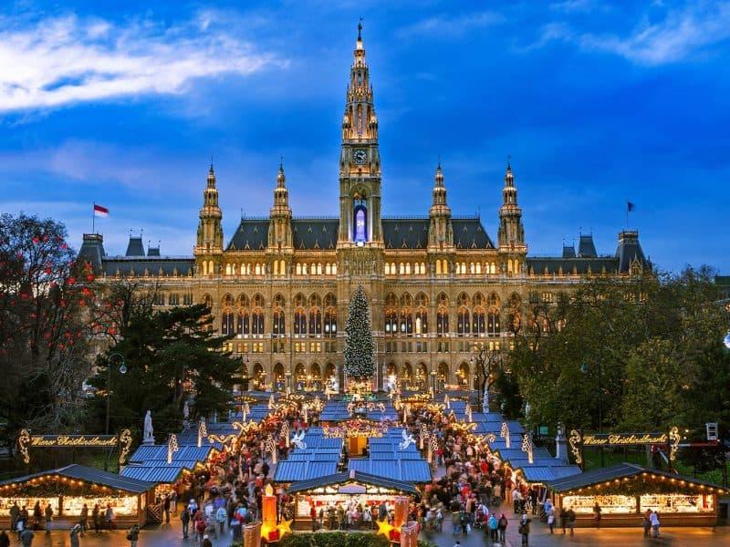 Dunaj in Durer za božič
