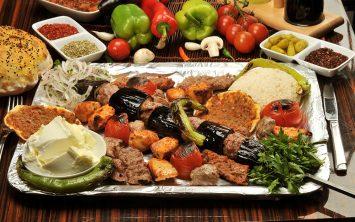 Vedno odlična hrana v Kapadokiji