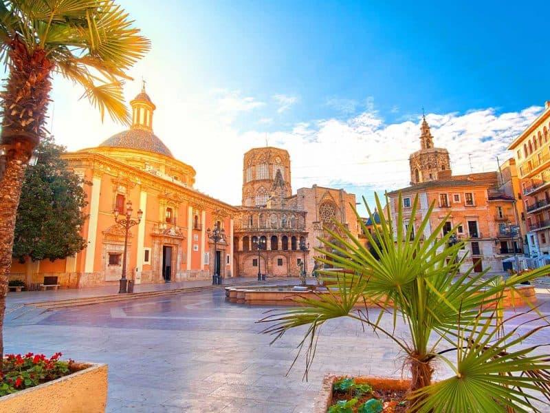 Staro mestno jedro Valencije