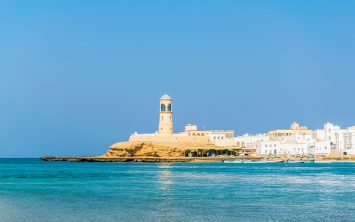 Sur- staro pristanišče v Omanu
