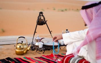 Puščavska pravljica v Omanu