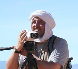 Klemen Kraigher Mišič v Omanu