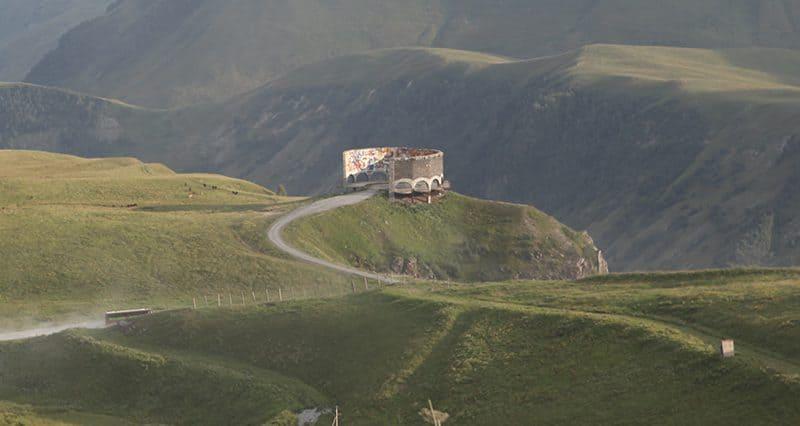 Gruzija in Ruska dača potovanja