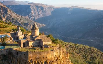 Gruzija in Armenija