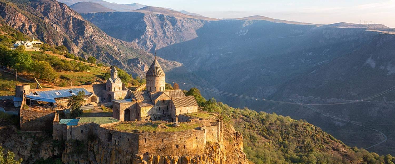 Ruska dača potovanja Gruzija in Armenija
